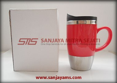 Tumbler Vesta dan Packaging
