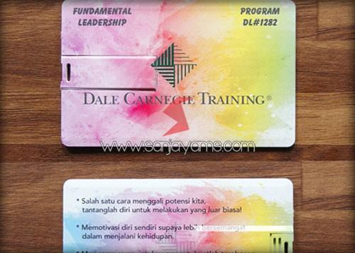 USB Kartu Souvenir Dale Carnegie Training