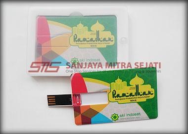 USB promosi lebaran Indosat dengan packaging mika