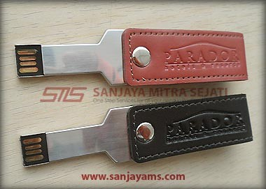 USB Kunci + Kulit Putar (UK25)