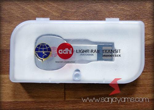 Souvenir USB Kunci Adhi Karya
