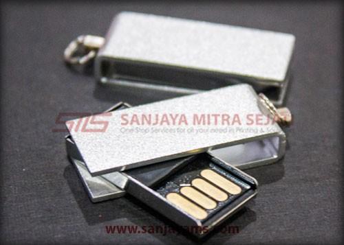 USB Metal model putar