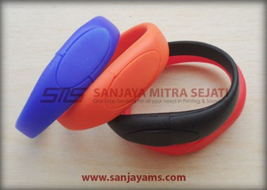 USB gelang model oval