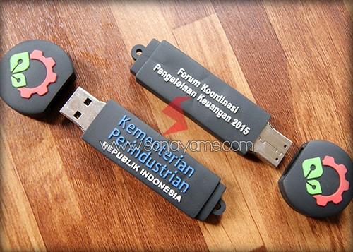 USB Rubber Kementerian Perindustrian