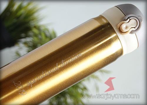 Vacuum Thermos TV06 warna Gold