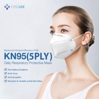 Masker Earloop KN95