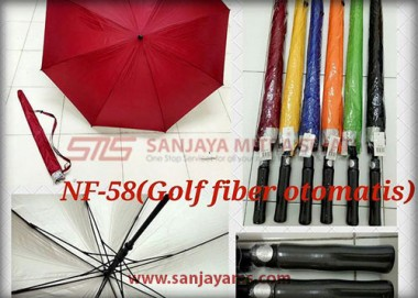 Payung Golf Fiber Otomatis (NF-58)