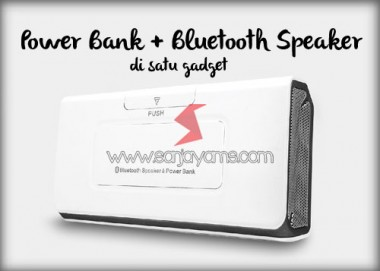 Power Bank + Bluetooth Speaker (PBS01)
