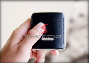 Power Bank Asven 5.200 MAH (PL03)