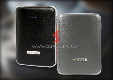 Power Bank Asven 7.800 MAH (PL02)