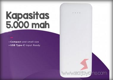 Powerbank 5.000 MAH (PL32)