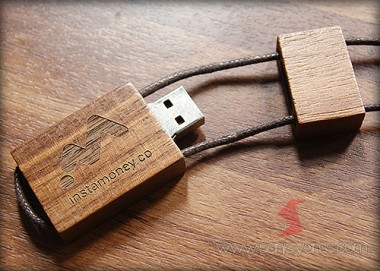 USB Kayu Tali (UW03)