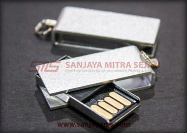 USB Metal Swivel Mini