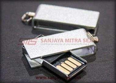 USB Metal Swivel Mini