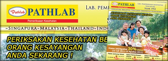 Flyer 39.000 pcs Pathlab Indonesia