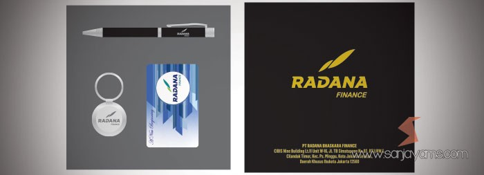 Gift set Radana Finance