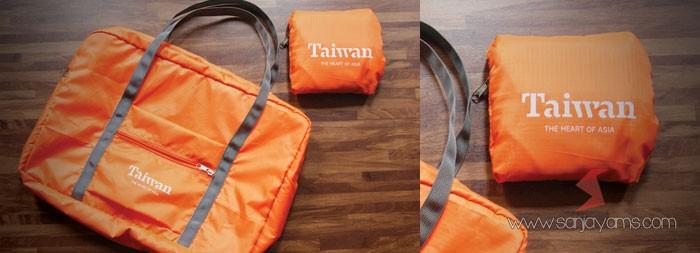 Goodie Bag Taiwan