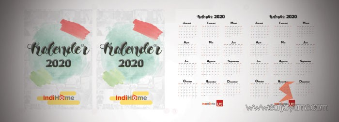 Kalender 2020 Telkom
