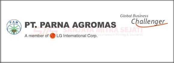 Kartu Nama - PT Parna Agromas