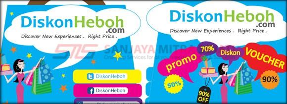Kipas Promosi DiskonHeboh.com