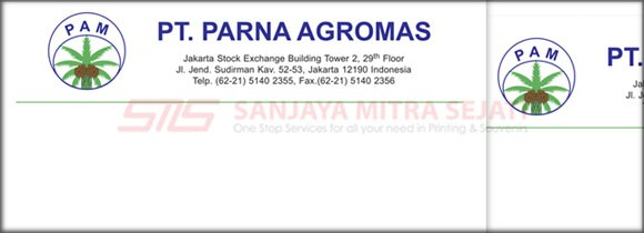 Kop Surat Parna Agromas