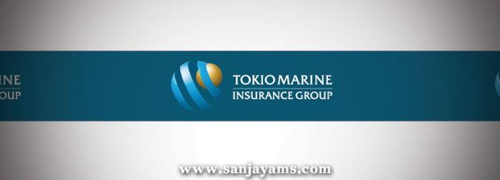 Lanyard Tissue Tokio Marine