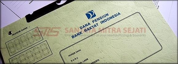 Map Folder Bank Rakyat Indonesia
