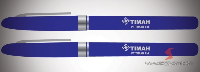 Pen Plastik TIMAH