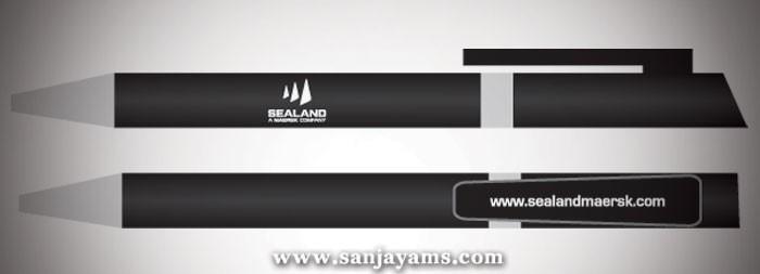 Pen Promosi Sealand Maersk