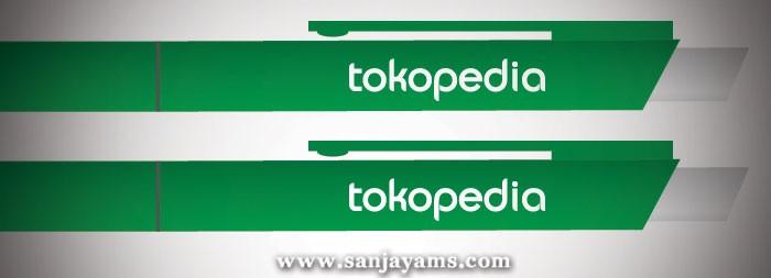 Pen Promosi Tokopedia