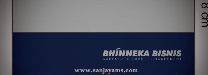 Pouch Bhinneka Bisnis
