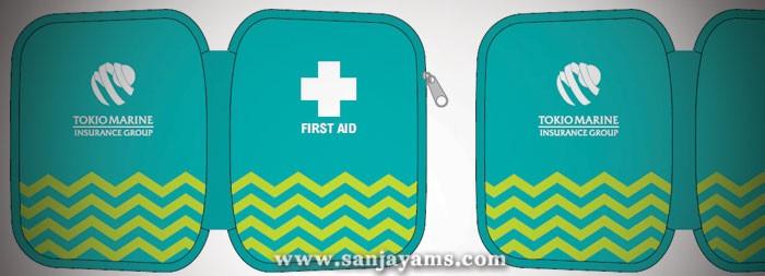 Pouch First Aid Tokio Marine