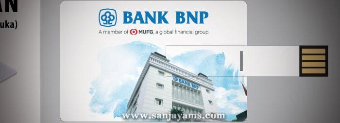 USB Kartu Bank BNP