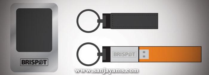 USB Kulit BRI Spot