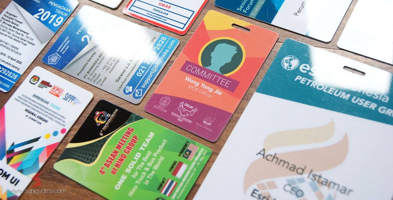 Buat Kartu ID perusahaan