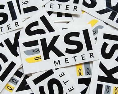 Buat sticker sablon sticker bahan vinyl dan chromo