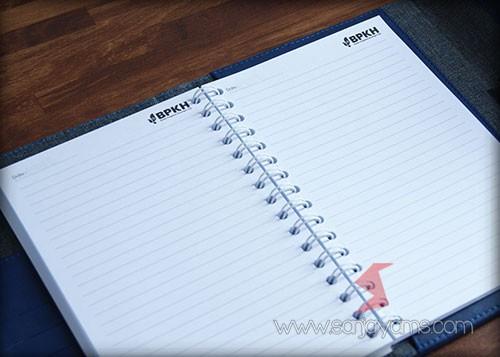 Detail kertas agenda - BPKH