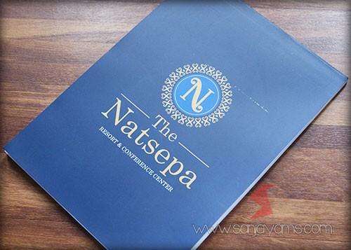 Block note A5 - The Natsepa
