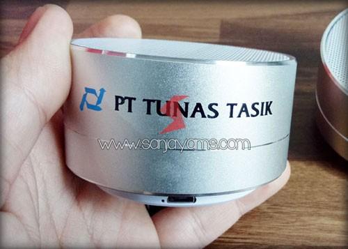 Detail cetakan 2 warna logo - PT TUnas Tasik