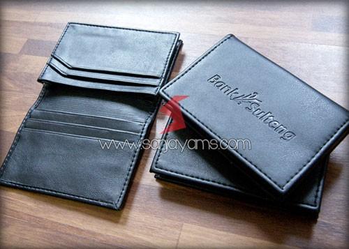 Dompet kartu nama - Bank Sulteng