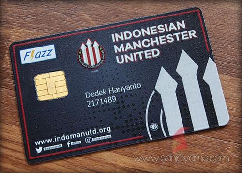 E-Money custom - Indonesia mancester united