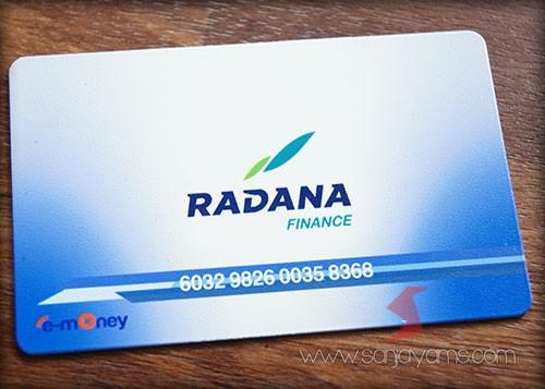 emoney - Radana
