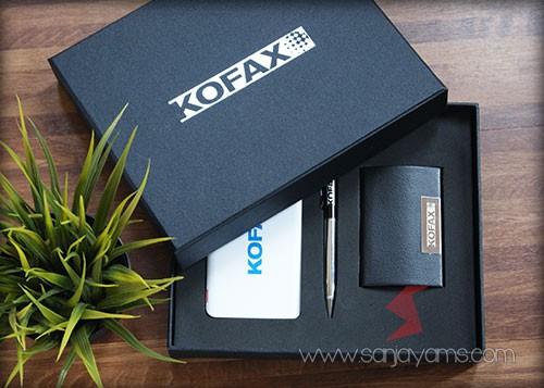 Gift set - Kofax