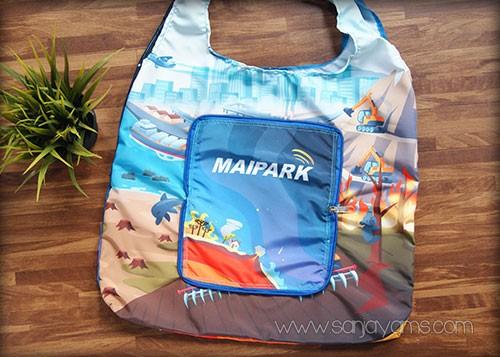 Goodie bag dompet terbuka - Maipark