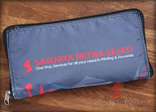Goodie bag dompet - Sanjaya Mitra Sejati