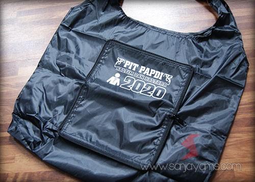 Tas dompet Pit Papdi 2020 warna hitam
