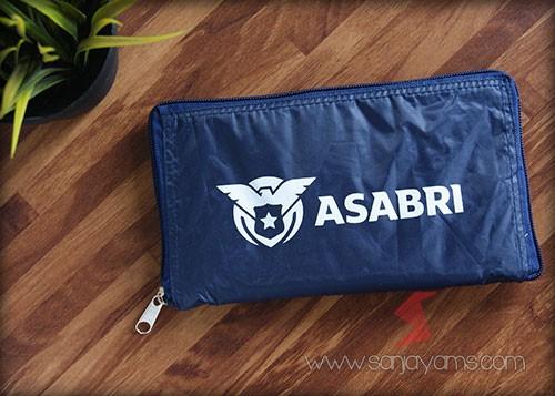 Goodie bag dompet - ASABRI