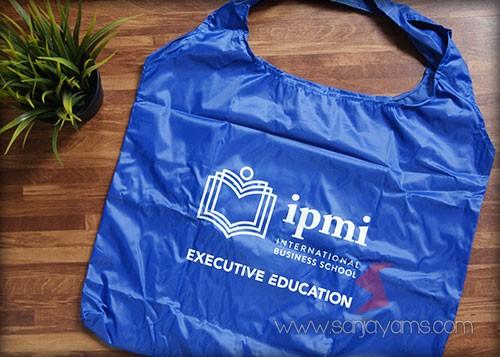 Goodie bag dompet - IPMI