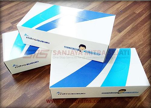 Kotak tissue - Suzuki