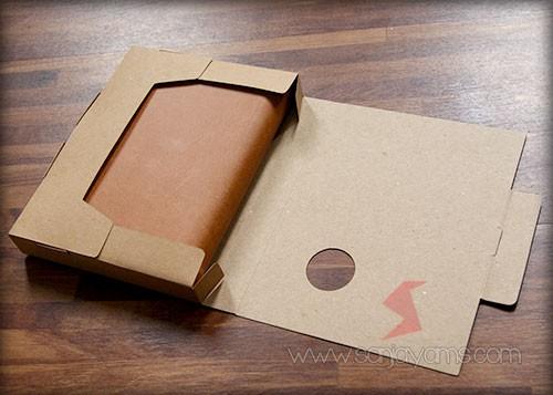 Packaging dus di memo